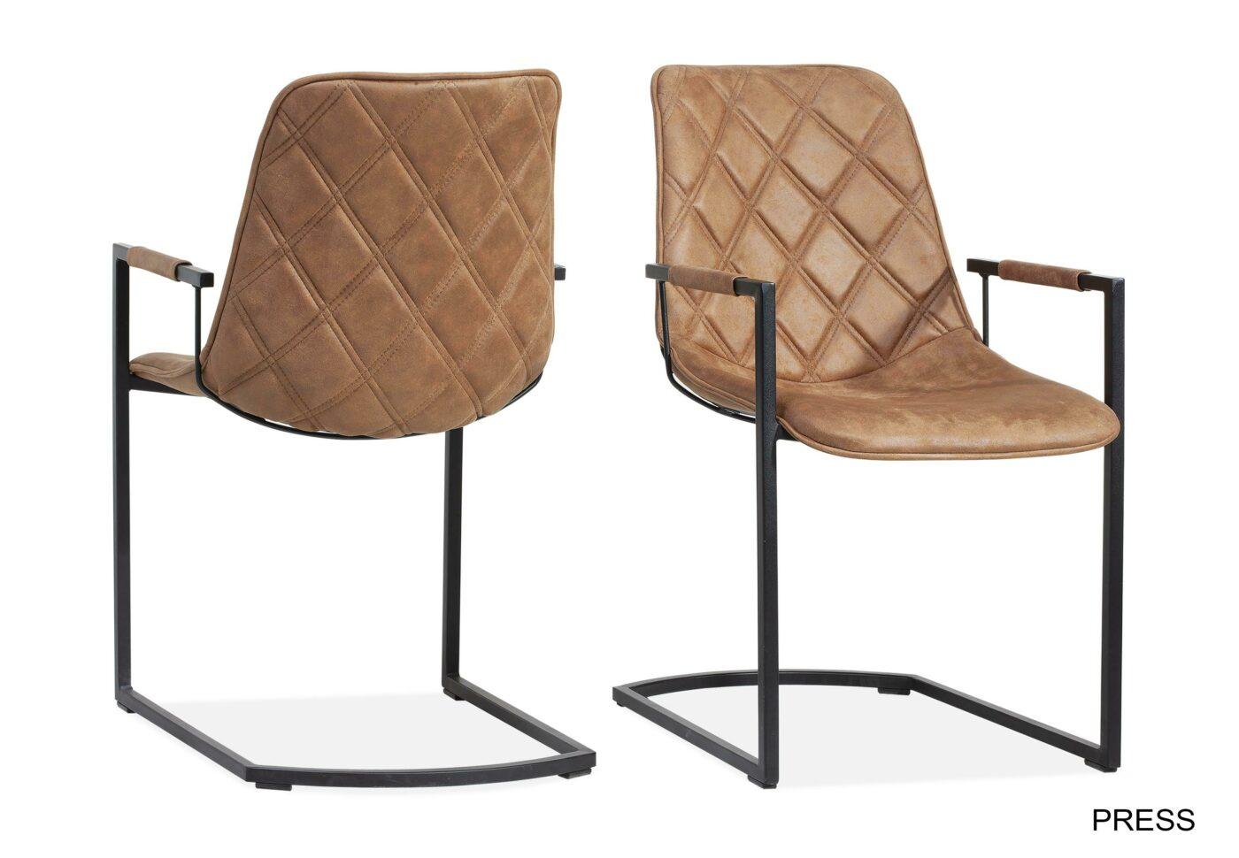 Press stoel