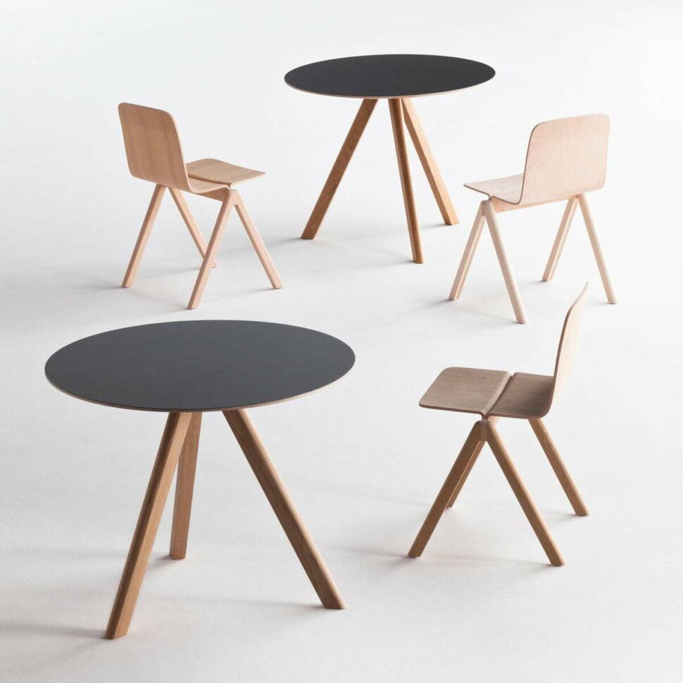 Copenhague tafel 3 rond