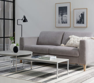 HENRY interior 3seater sofa bed lilac 3 light grey 2