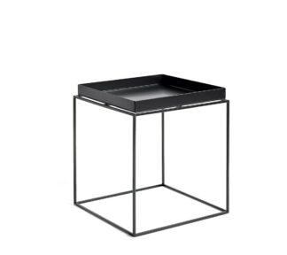 Tray Table 40x40 black