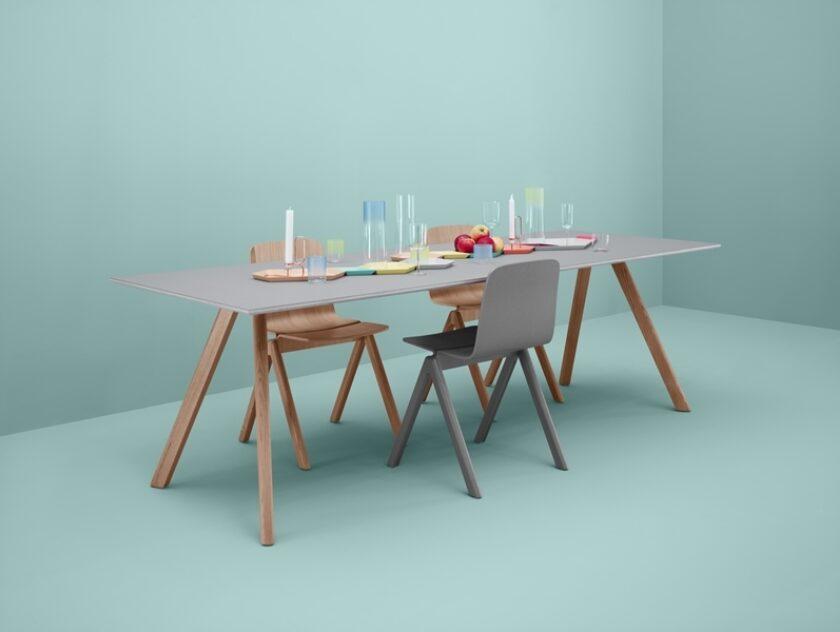 Hay tafel Copenhague Table