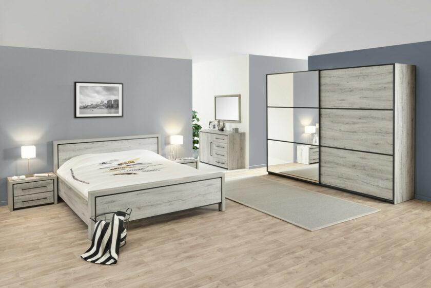 Sirmione III field oak bauwens slaapkamer